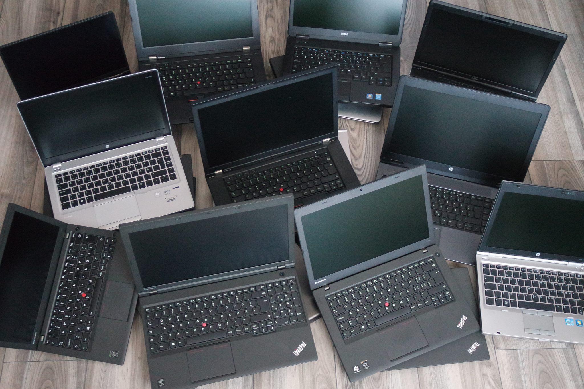 2020 a prémium használt laptopokról fog szólni